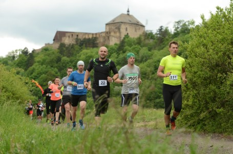 Běžíme na hrad odstartoval v sobotu na Točníku
