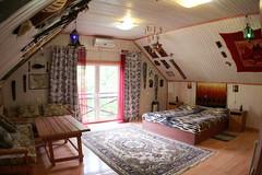 Четырёхместный семейный люкс, размещение 2 + 2, с завтраком, отель Баден Баден в Архипо-Осиповке