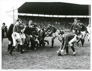 Lions v New Zealand (1966)
