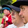 English Civil War Society muster