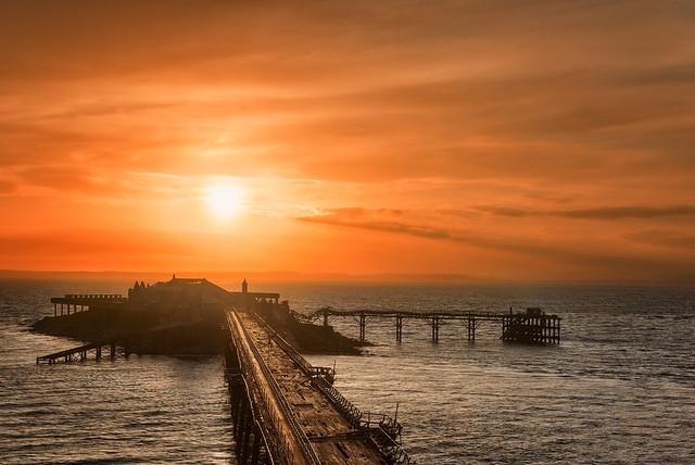 Victorian Sundown