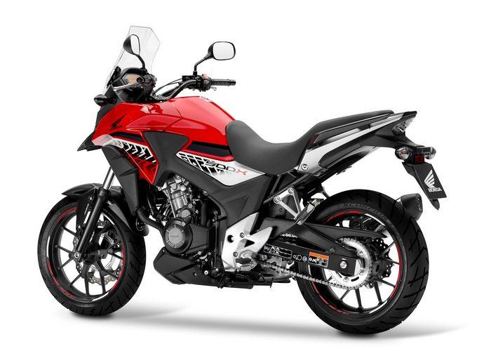 Honda CB 500 X 2017 - 5