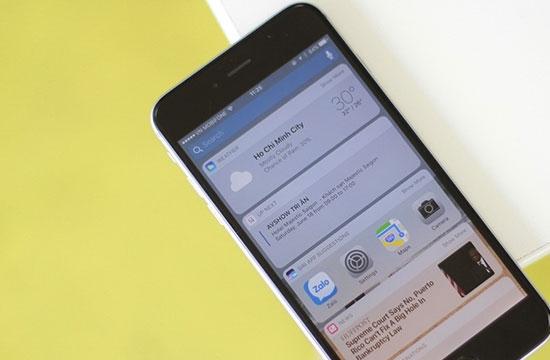 Hướng dẫn 7 cách đơn giản giúp tăng tốc iPhone đời cũ sau khi nâng cấp iOS 10