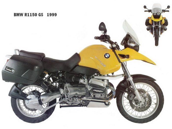 BMW R 1150 GS 1999 - 17