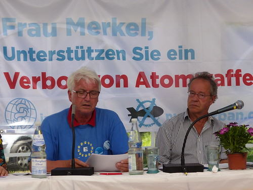 Int. Symposium: Verbot von Atomwaffen: Eine europäische Sicht