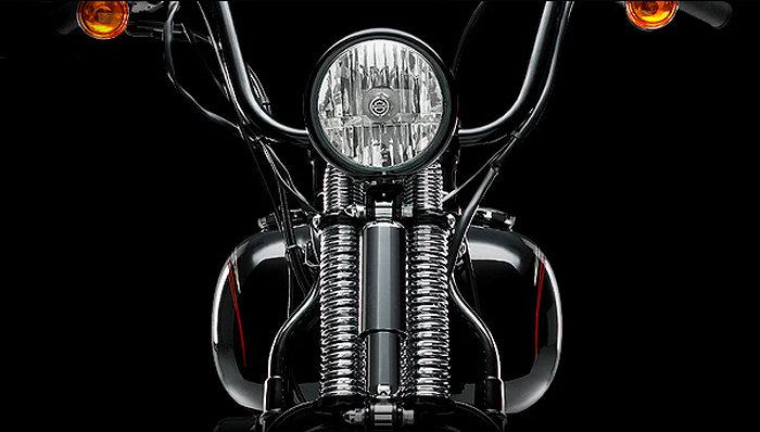 Harley-Davidson FLSTSB 1584 SOFTAIL CROSS BONES 2008 - 6