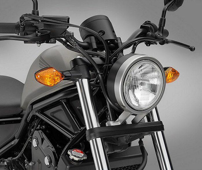 Honda Cmx 500 Motorcycle Test: Honda CMX 500 Rebel 2018