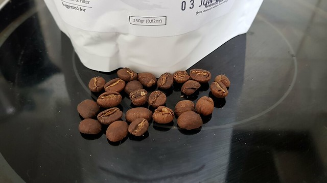 Gathaithi beans