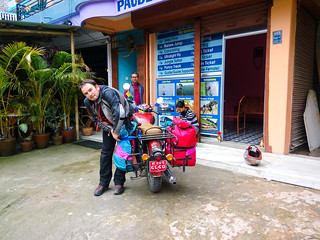 guest house in Pokhara