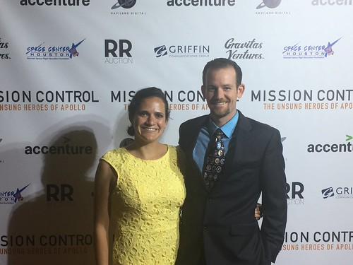 Mission control movie premier