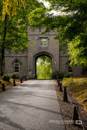 35-52 The Beautiful Gates of Markree Castle, Sligo
