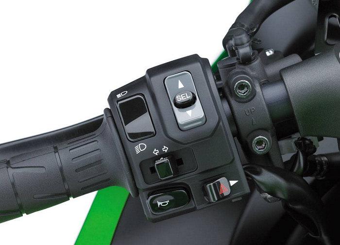 Kawasaki 1400 ZZR 2019 - 2