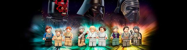 Figurka starego Luke'a Skywalkera