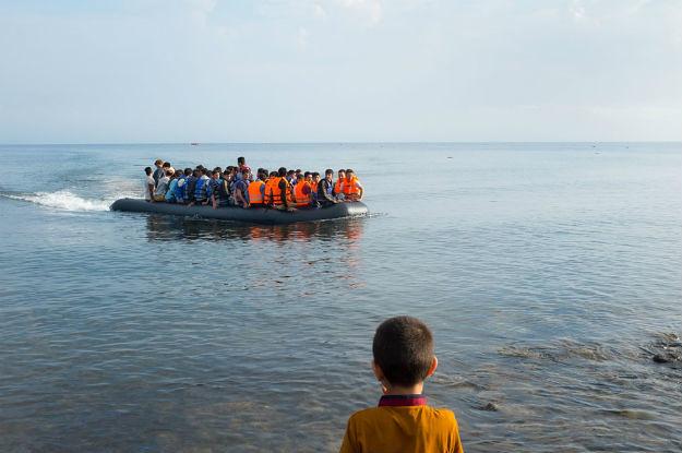 Unicef pede adoção de agenda de seis pontos para garantir a segurança dos refugiados. - Créditos: Unicef