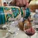 Waiter pouring sangria