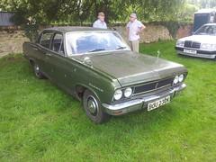 1971 Vauxhall Cresta