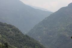 Layers of Himalayan Ranges