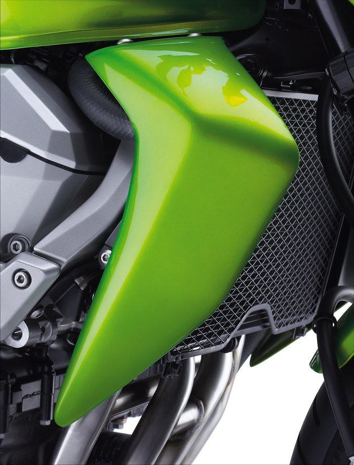 Kawasaki Z 750 2011 - 8