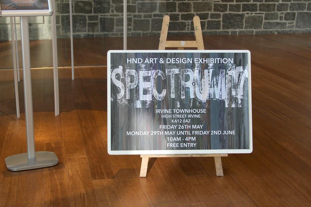 Spectrum 17 | Ayrshire College | Flickr