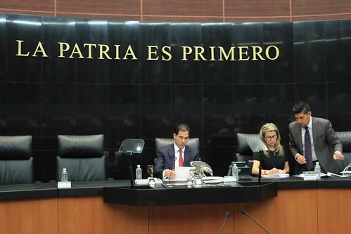 Sesión de la Comisión Permanente 24/may/17