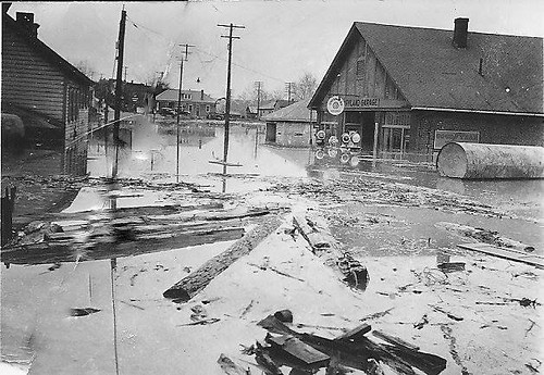 hancock 1936 down where NAPA AUTO PARTS flood