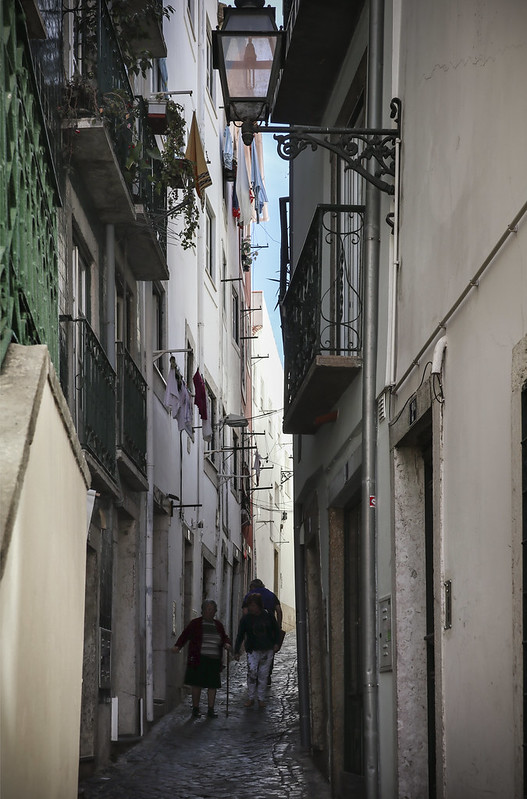 Stroll in Alfama, Lisbon