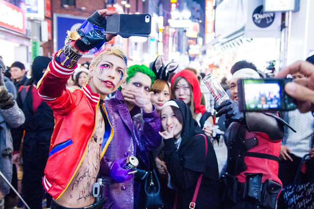 Shibuya Halloween 2016 (October 30)