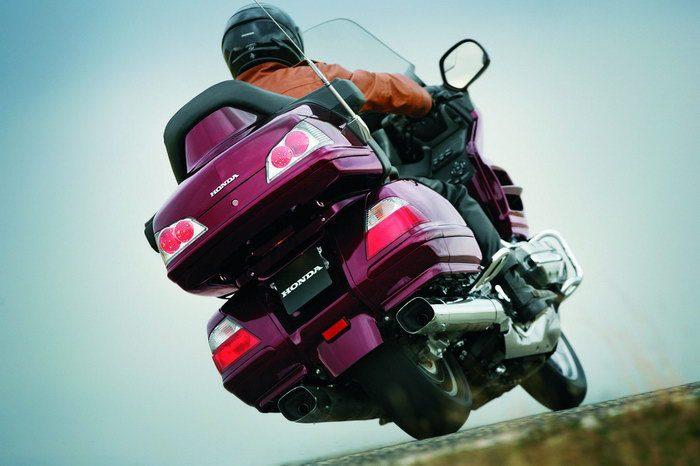 Honda GL 1800 GOLDWING 2006 - 4
