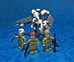 LEGO Robot Mk11-07
