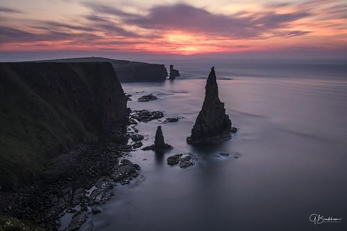 Duncansby Head sunrise