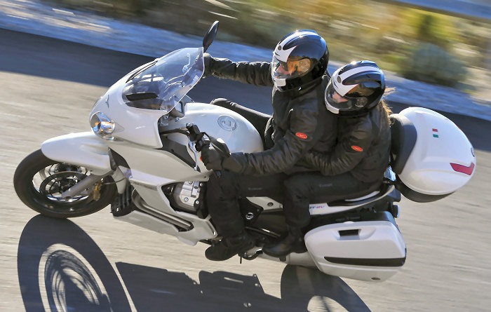 Moto-Guzzi NORGE 1200 GT 8V 2011 - 11