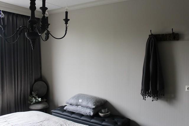 Hocker slaapkamer