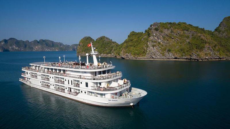 Paradise Elegance Cruise Halong 1