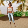 Shoenique Designs @ Designer Showcase- Amii Capris/Top Set, Amii Heels