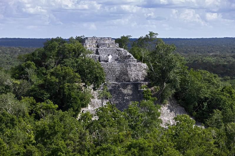Zona Maya Calakmul