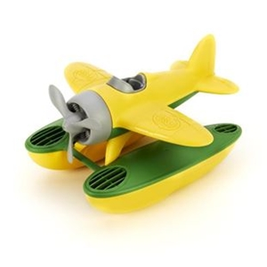 Picture of Surfing Plane Yellow