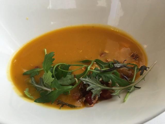 Butternut squash soup - Volt