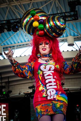 Skittles Queen