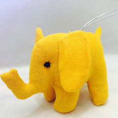 Cotton Elephant