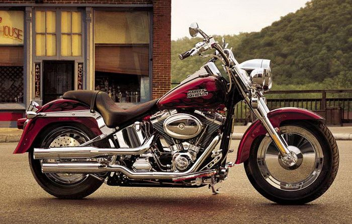 Harley-Davidson 1450 SOFTAIL FAT BOY FLSTF 2000 - 3