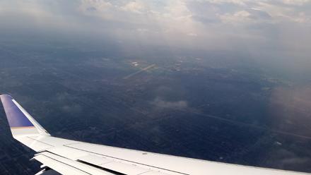 View Over Toronto