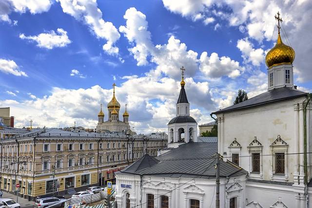 Sretenskaya. My city., Fujifilm X-Pro2, XF16mmF1.4 R WR