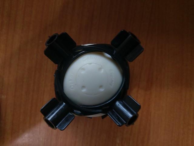 魔域 REDI CUBE 球體上的圓蓋
