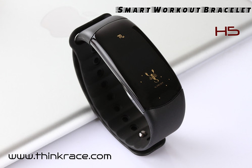 Smart Workout Bracelet H5 - Help You Build Scientific Exercise Plan