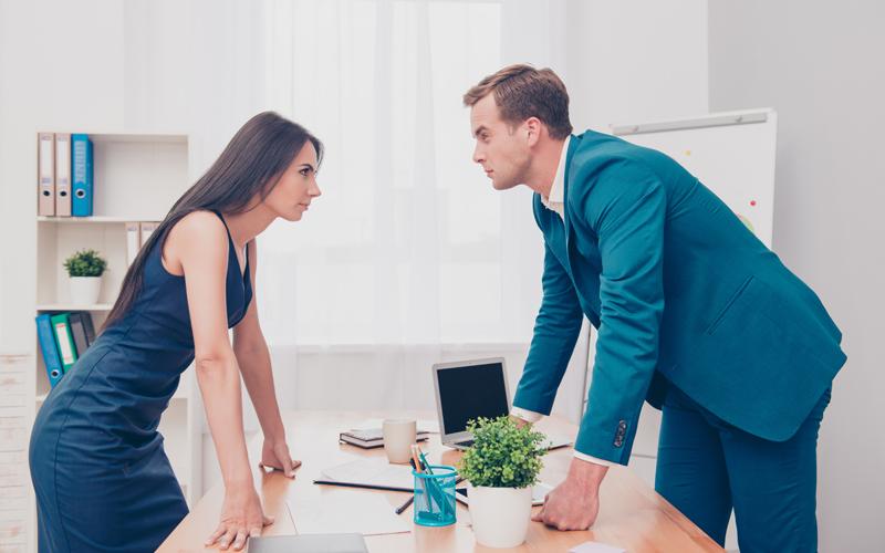 BODY雜誌 情侶 夫妻 吵架 上班 上班族 公司 爭執 爭議