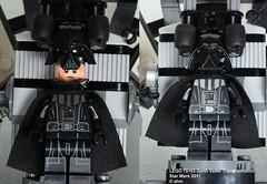 Star Wars LEGO 75183 Darth Vader Transformation