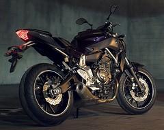 Yamaha MT-07 700 2015 - 18