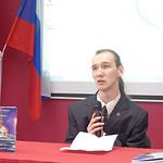 Презентация в СПБГИПСР. поэт Александр Меркушев