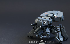 Ghost In The Shell T08A2 Spidertank