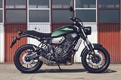 Yamaha XSR 700 2019 - 12